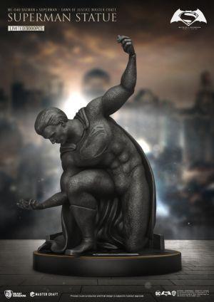 MC-040 Batman v Superman:Dawn Of Justice Master Craft Superman Statue