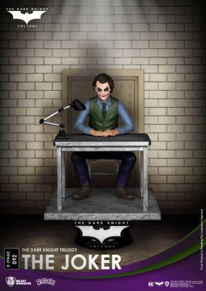 Diorama Stage-092-The Dark Knight Trilogy-The Joker