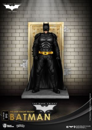 Diorama Stage-093-The Dark Knight Trilogy-Batman