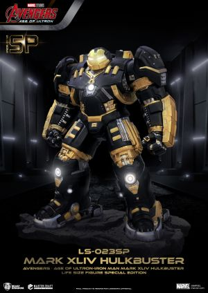 LS-023SP Avengers:Age of Ultron-Iron Man Mark XLIV Hulkbuster Life Size Figure Special Edition