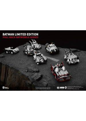 Batman Pull back car series Special Edition Set