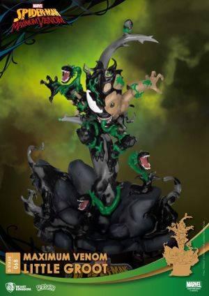 Maximum Venom-Little Groot
