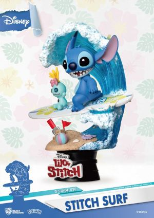 D-STAGE Stitch Surf