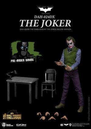 DAH-024DX The Dark Knight Joker Deluxe Version