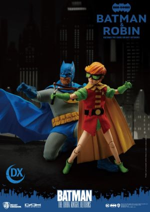 DAH-044DX The Dark Knight Returns Batman & Robin