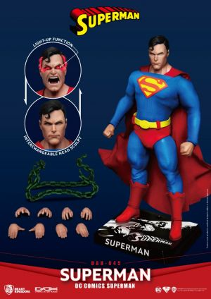 DAH-045 DC COMICS SUPERMAN