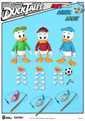 DAH-069 DuckTales Huey Dewey Louie