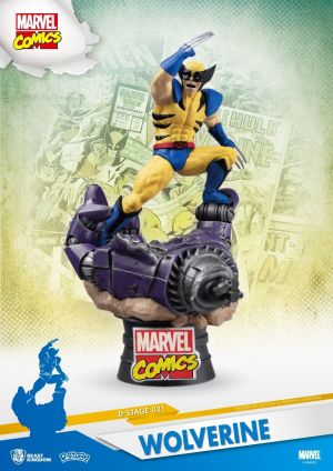 D-Stage MARVEL COMICS-Wolverine
