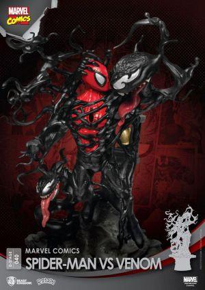 Diorama Stage MARVEL COMICS-SPIDER-MAN VS VENOM