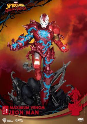 Maximum Venom-Iron Man