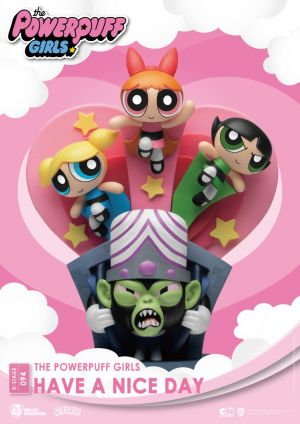 Diorama Stage-094-The Powerpuff Girls-Have a Nice Day