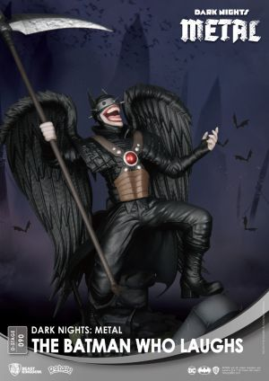 Diorama Stage-090-Dark Nights: Metal-The Batman Who Laughs