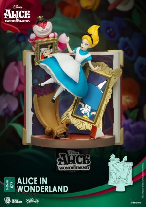 Diorama Stage-077-Story Book Series-Alice in Wonderland