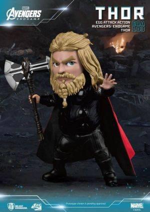 Avengers: Endgame Thor Egg Attack Action Figure