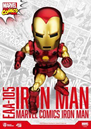 EAA-105 Marvel Comics Iron Man Classic Version