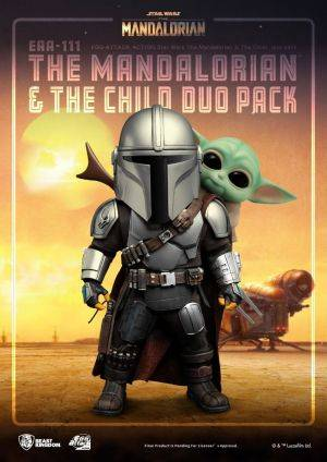 The Mandalorian & The Child duo pack