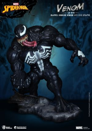 Marvel Comics Venom life size statue