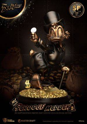 MC-032 DuckTales Master Craft Scrooge McDuck Special Edition