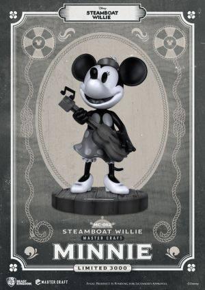 MC-052 Steamboat Willie Master Craft Minnie