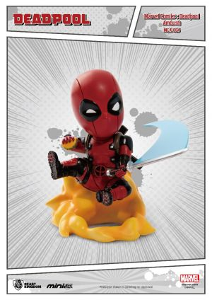 Marvel Comics: Mini Egg Attack - Deadpool Ambush