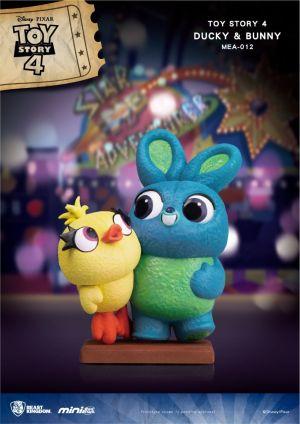 Toy Story 4 Ducky & Bunny(CB)