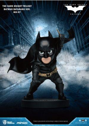 The Dark Knight Trilogy Batman Mini Egg Attack - Batman Batarang