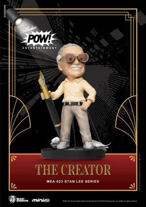 Stan Lee series - The Creator