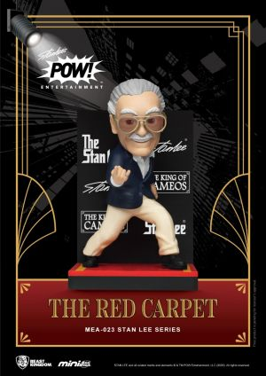 Stan Lee series - The Red Carpet