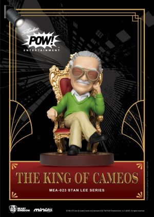 Stan Lee series - The king of cameos