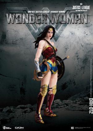 Justice League: Dynamic 8ction Heroes - Wonder Woman