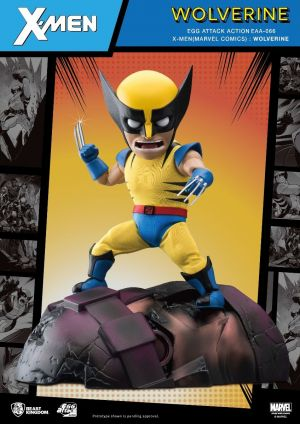 Marvel X-Men: Egg Attack Action - Wolverine Special Edition