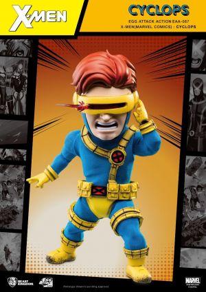 Marvel X-Men: Egg Attack Action - Cyclops