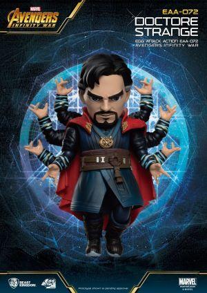 Marvel Avengers: Infinity War - Egg Attack Action - Doctor Strange