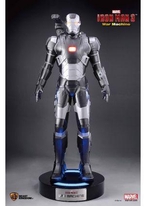 Iron Man 3 – War Machine Life Size Figure
