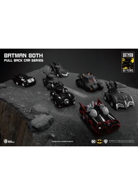 Batman 80th Pull back car series bundle