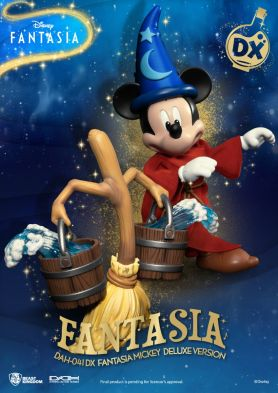 Disney Classic Mickey Fantasia Deluxe Version