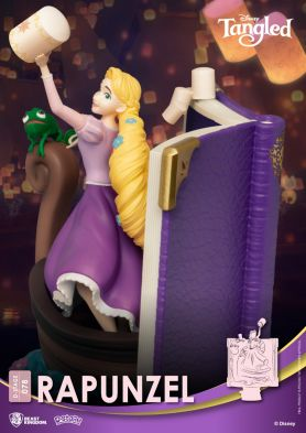 Diorama Stage-078-Story Book Series-Rapunzel Close Box