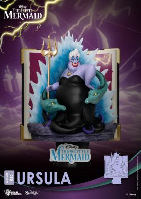 Diorama Stage-080-Story Book Series-Ursula