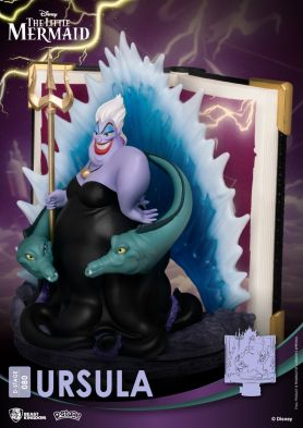 Diorama Stage-080-Story Book Series-Ursula Close Box