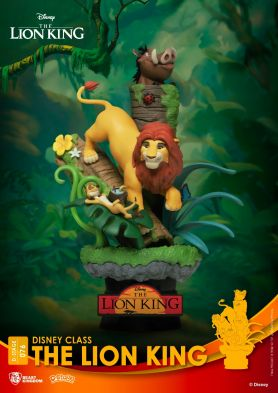 DS-076-Disney Class-Lion King