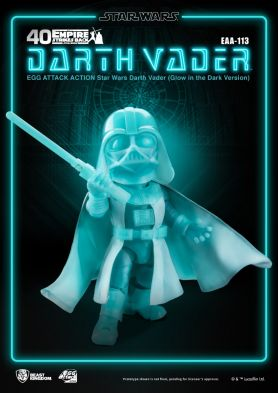 EAA-113 STAR WARS Darth Vader (Glow in the dark ver.)
