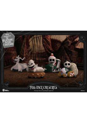 Nightmare Before Christmas Pull back car Series Bundle