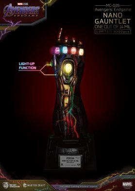 MC-026 Avengers: Endgame Master Craft Nano Gauntlet 1/14000605