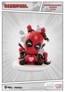 Marvel Comics: Mini Egg Attack - Deadpool Day Dream