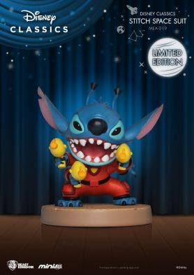 Disney Classic Stitch Space Suit - Limited Edition