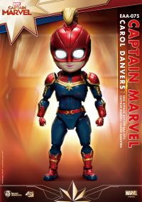 Le Capitaine Marvel EAA-075SP Egg Attack Figurine PX Exclusive Star Force Ver.