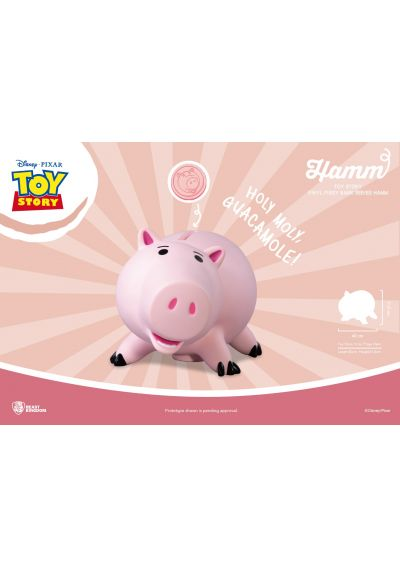 Toy Story Large Vinyl Piggy Bank: HAMM