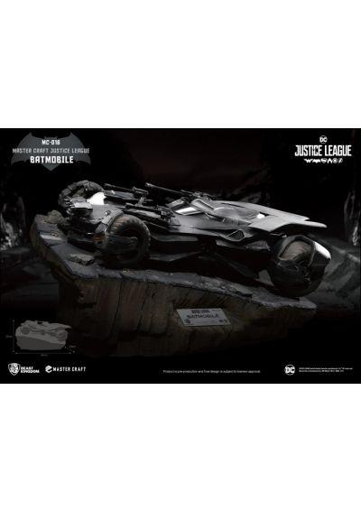Justice League Master Craft Batmobile