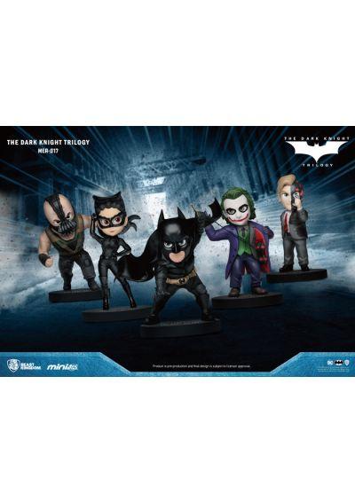The Dark Knight Trilogy Batman Mini Egg Attack Bundle