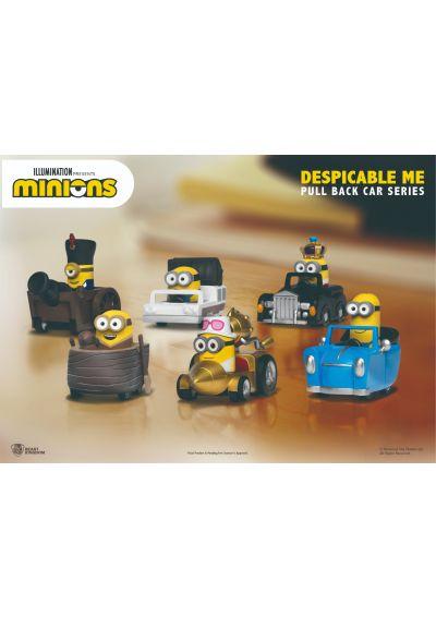Despicable Me Series Pull back car bundle